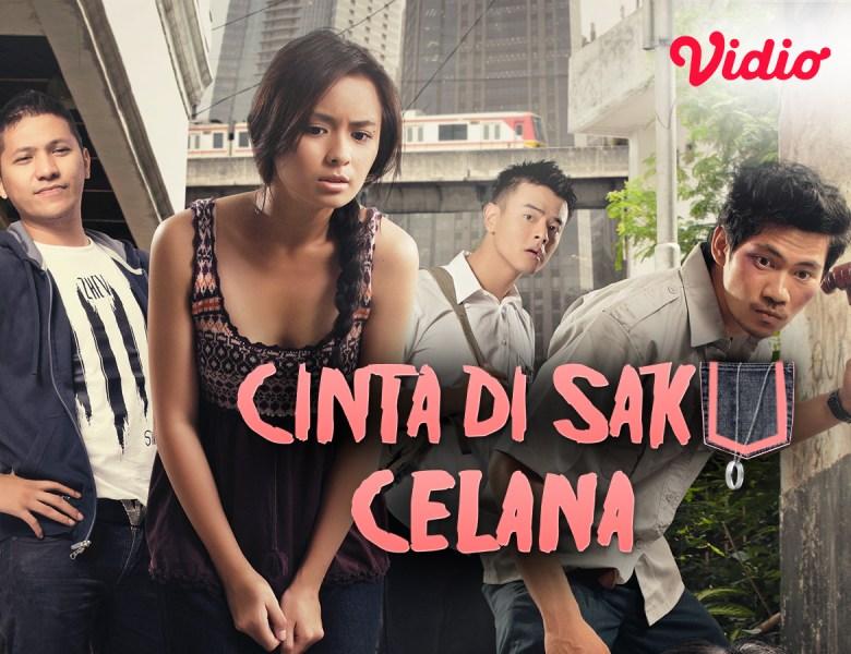 Film Cinta di Saku Celana, Kecopetan yang Berujung Manis