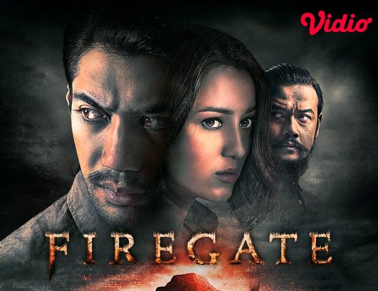 5 Fakta Menarik Film Firegate Reza Rahadian dan Julie Estelle