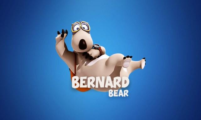 film kartun terbaik Bernard Bear