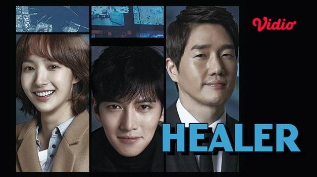 Drama korea Ji Chang Wook, Healer
