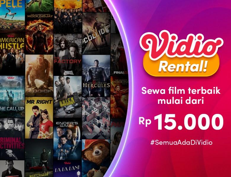 Nonton Film Indonesia Maupun Barat yang 'Rare' Sekarang di Sewa Film Online Vidio