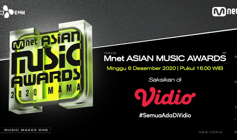 Jadwal Siaran Ulang Indosiar Mnet MAMA Awards 2020