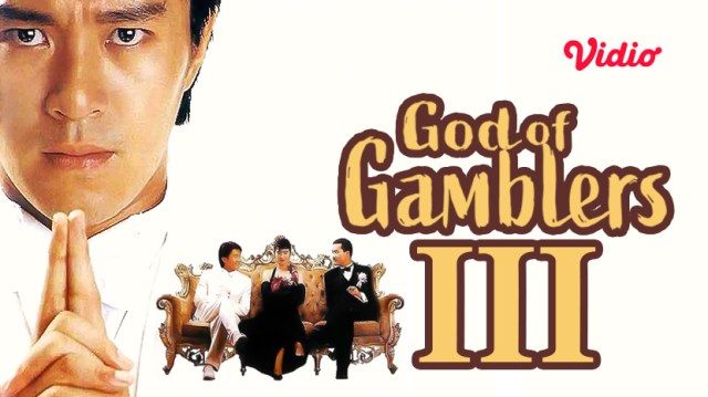 God of Gamblers III di Vidio