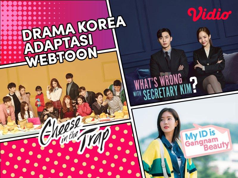 Rekomendasi Drama Korea dari Webtoon yang Wajib Ditonton