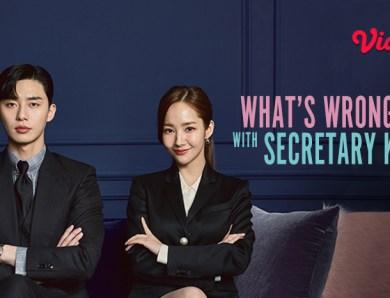Tayang Gratis di Vidio, Baca Sinopsis What's Wrong with Secretary Kim di Sini!