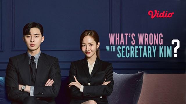 drama korea dari webtoon Whats wrong with Secretary Kim