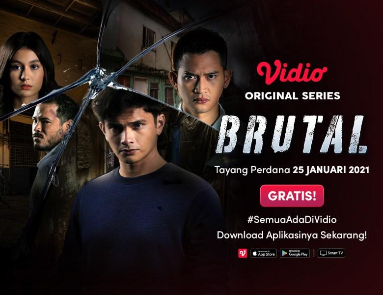 Tentang Brutal Original Series, Perang Pertumpahan Darah Dua Kelompok Jalanan
