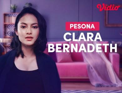Pesona Clara Bernadeth, Pemain Turn On Original Series Vidio