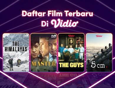 Ini Daftar Film yang Tayang di Bioskop XXI dan GCV Bulan Februari-Maret