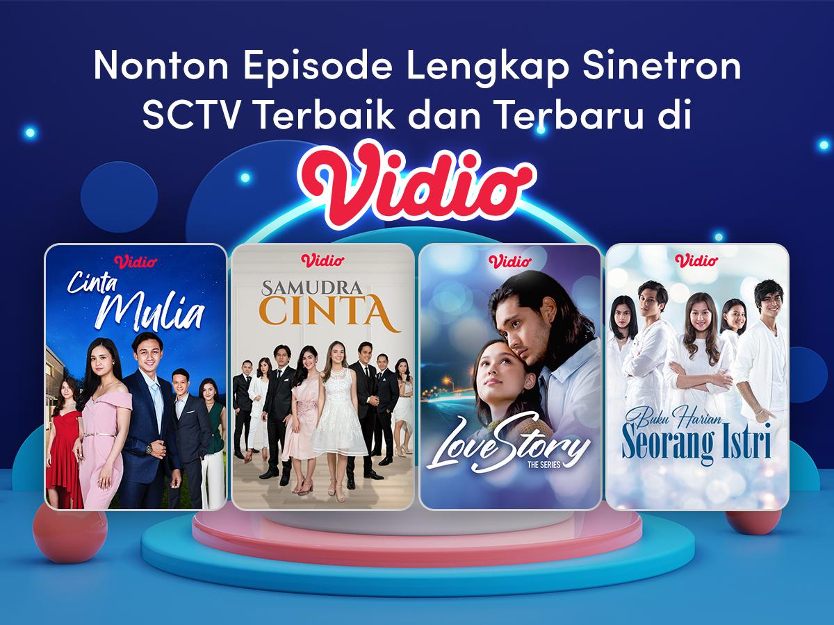 sinetron SCTV Indosiar