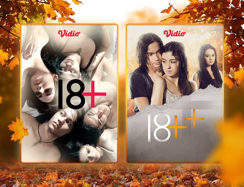 Film 18+: True Love Never Dies dan Forever Love, Film Dewasa Adipati Dolken