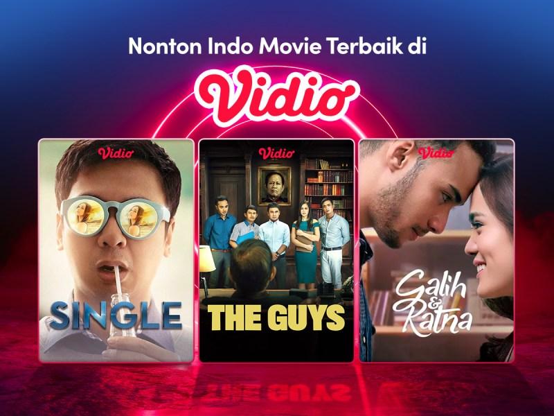 Daftar Indo Movie Terbaik di Vidio, Gudang Film Terpopuler