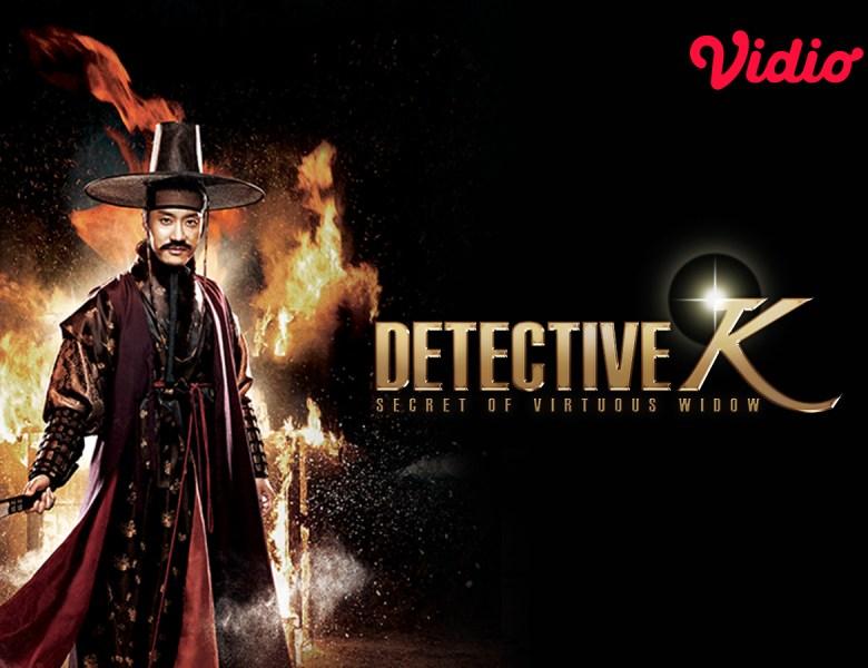 Detective K: Secret of the Virtuous Widow, Serunya Kisah Detektif Korea Zaman Kerajaan