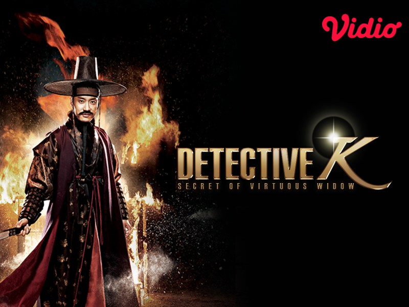 Detective K: Secret of the Virtuous Widow, Serunya Kisah Detektif Korea Zaman Kerajaan