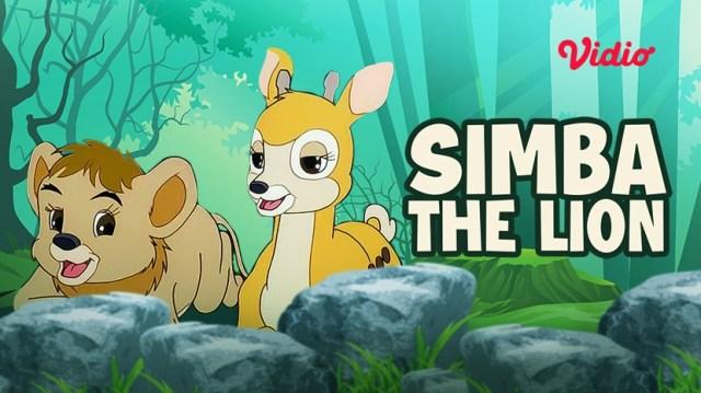 Kartun Simba The Lion di Vidio.
