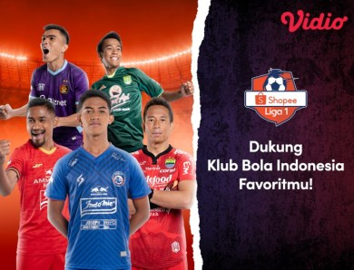 Shopee Liga 1 Indonesia: Jadwal, Klasemen dan Video Terbaru