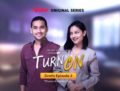 Sinopsis Turn On Original Series Episode 2, Babak Baru Hidup Andreas dan Maria Akan Dimulai