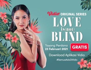 Kenalan Dengan Pemain Love Is (Not) Blind yang Paling Cantik & Tampan