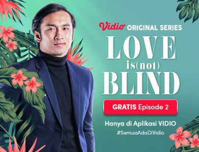 Sinopsis Love is Not Blind Original Series Episode 2 yang Bikin Ngakak dan Baper