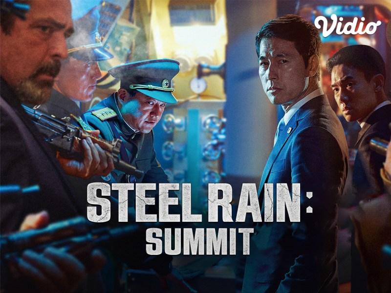 Tentang Film Korea Steel Rain: Summit, Upaya Perjanjian Damai Tiga Negara Berkuasa