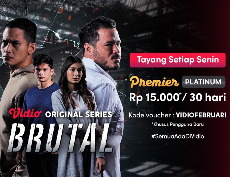 Review Brutal Original Series Episode 3, Parang Memilih Bergabung dengan Samson