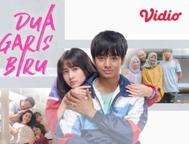 Rekomendasi Film Adhisty Zara di Vidio, Dua Garis Biru dan Keluarga Cemara