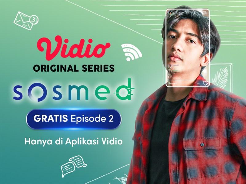 Sosmed Series Episode 2, Cinta Segitiga Antara Nadya, Young, dan Eros