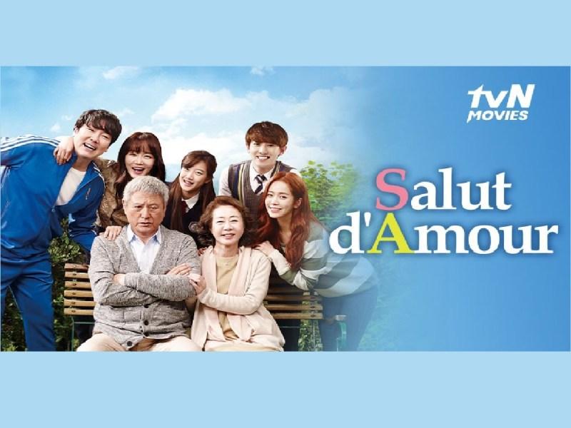 Salut D'Amour: Kisah Cinta Sepasang Kekasih di Usia Senja