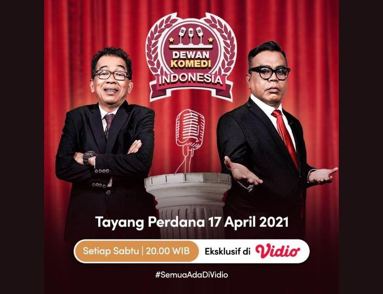 Dewan Komedi Indonesia, Talkshow Jenaka bersama Abdel dan Jarwo Kwat