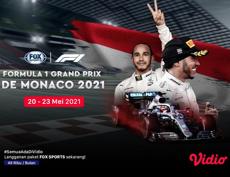 Jadwal Formula 1 Monaco 2021, Laga McLaren Menjaga Jarak Rekornya