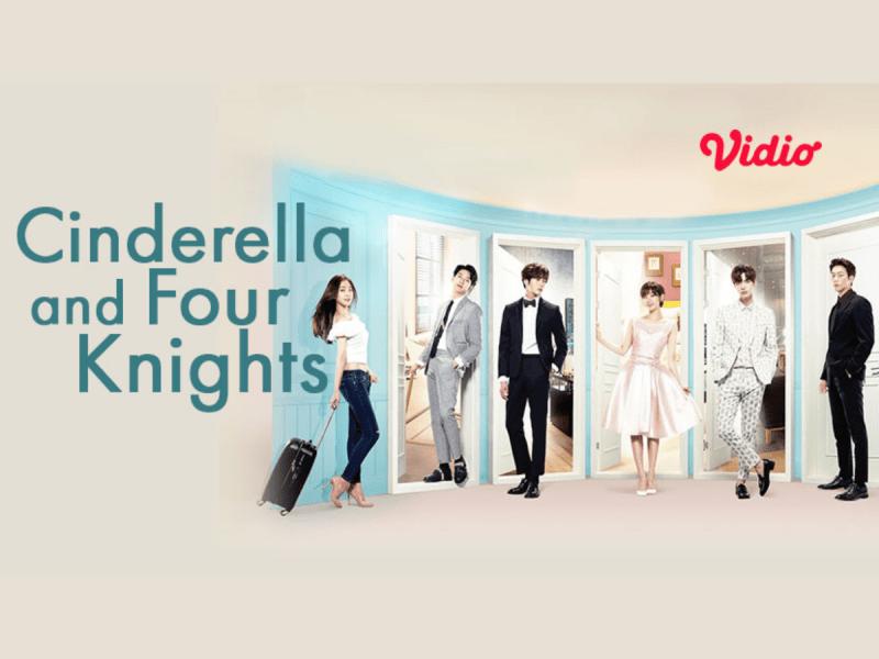 Park So-Dam Hidup Bak Cinderella dalam Drama Cinderella and Four Knights
