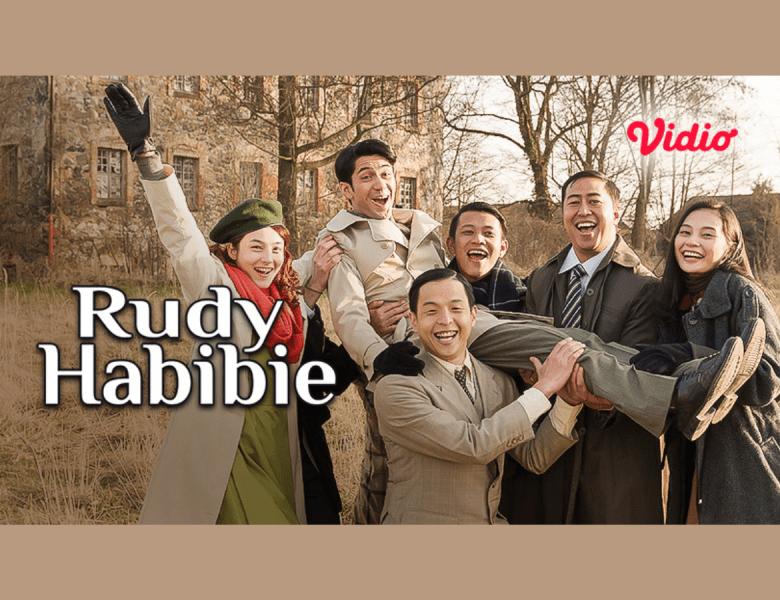 Sinopsis Film Rudy Habibie, Kisah Perjalanan BJ Habibie di Waktu Muda