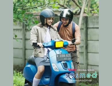 Young dan Nadya Kembali Kasmaran, Eros Semakin Tersingkirkan, Saksikan di Sosmed Series Episode 8