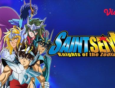 Sinopsis Serial Saint Seiya: Knights of The Zodiac
