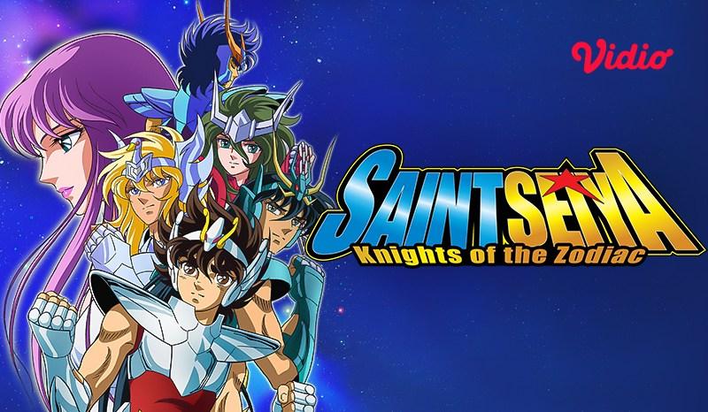 Cara Nonton Anime Saint Seiya di Aplikasi dan Website Video