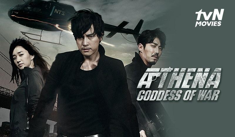 Sinopsis Athena: Goddess of War, Usaha Jung Woo-Sung Menjatuhkan Kelompok Teroris