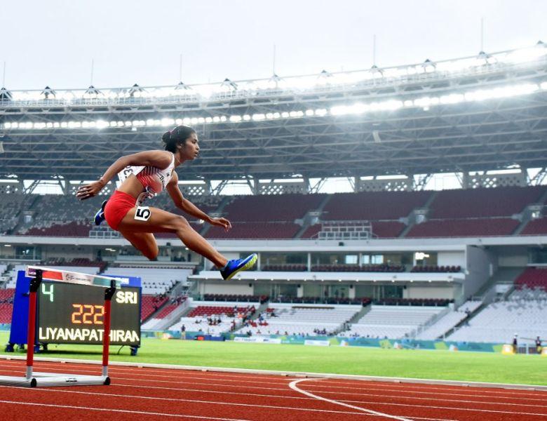 2 Andalan Atlet Atletik yang Mewakili Indonesia di Olimpiade Tokyo 2020