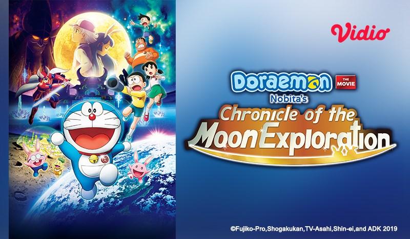 5 Fakta Menarik Doraemon: Nobita's Chronicle of the Moon Exploration, Adanya Unsur Cerita Rakyat Jepang