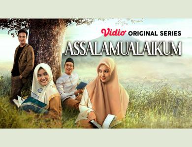 Assalamualaikum Series Episode 6, Jawaban dari Doa Mandy Akhirnya Tiba