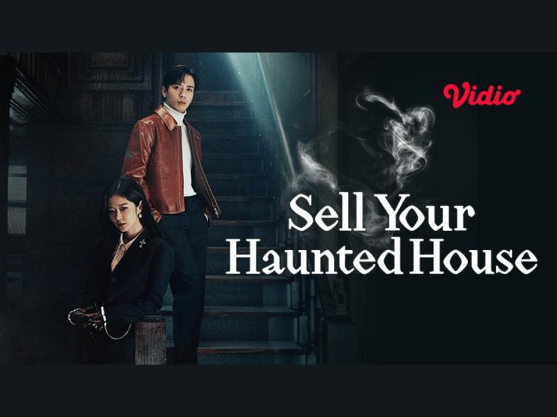 Sinopsis Sell Your Haunted House, Jang Na-Ra dan Jung Yong-Hwa Jadi Agen Pengusir Hantu