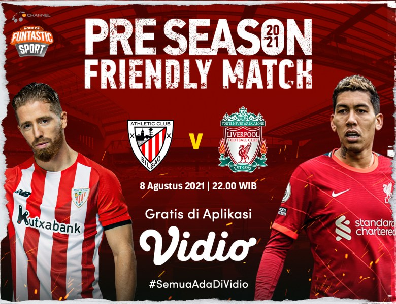 Nonton Live Streaming Pramusim Bilbao Vs Liverpool 2021