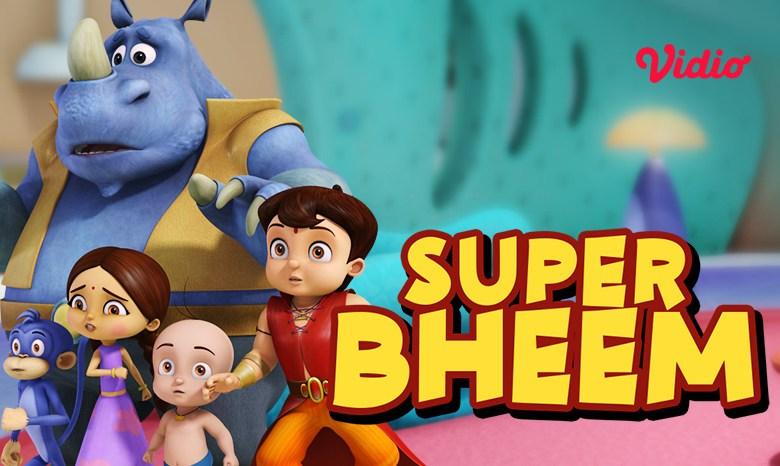 Nonton Super Bheem di Vidio, Ikuti Petualangan Bheem Melawan Monster Jahat