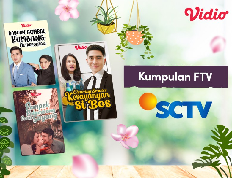 Rekomendasi FTV SCTV Paling Santai dan Menarik: Dijamin Betah Nonton!