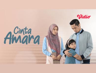 Sinopsis Cinta Amara Episode 43: Amara Kabur dari Rumah!