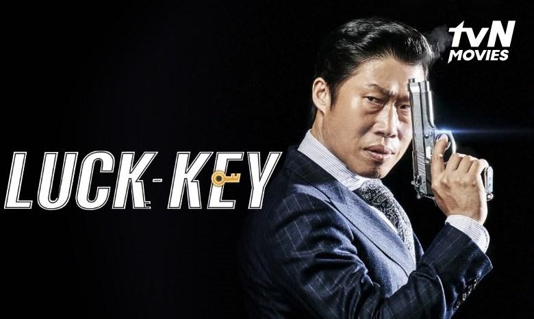 Nasib Pria yang Terjebak dalam Identitas Pembunuh Bayaran, Nonton dalam Film Luck Key