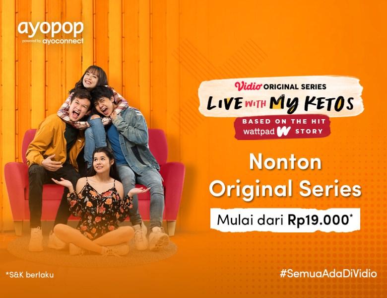 Rekomendasi Original Series Bertema Sekolah Ekslusif Hanya di Vidio!