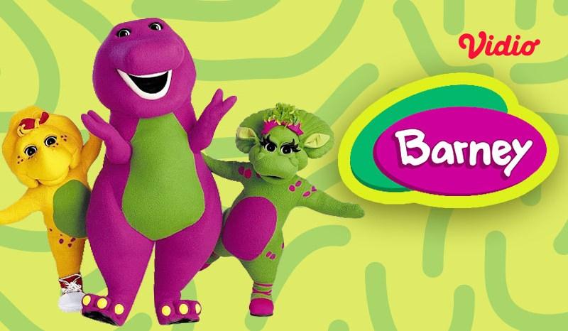 Alasan Harus Nonton Barney and Friends di Vidio, Tayangan Edukatif Untuk Anak