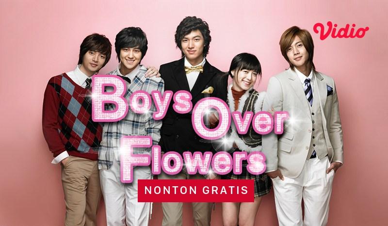Fakta Menarik dari Drama Lawas Boys Over Flowers, Tayang Gratis di Vidio!