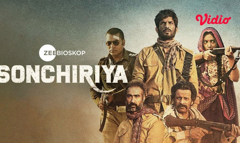 Review Film Sonchiriya: Action Crime Terbaik Bollywood