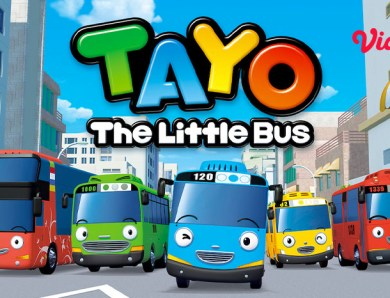 Alasan Nonton Tayo the Little Bus, Banyak Pesan Moral untuk Anak